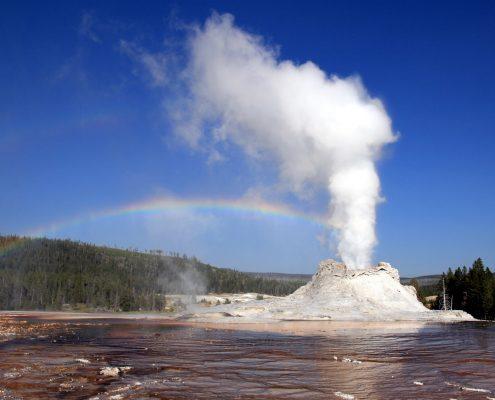 Tatio, les geysers et fumerolles du désert d'Atacama