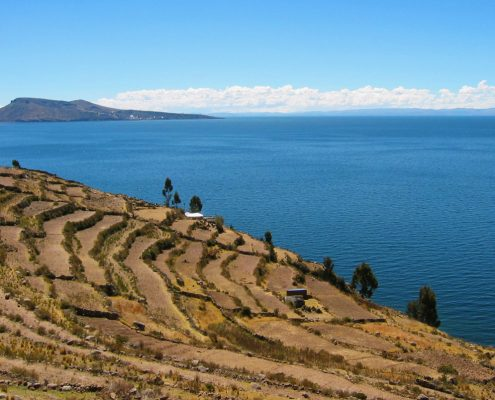 ile de Taquile sur le lac Titicaca