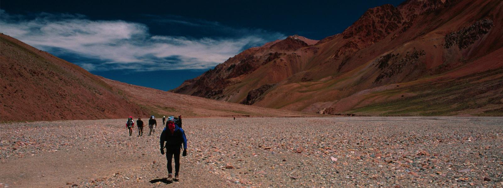 trekking Amérique du Sud