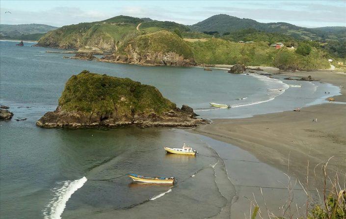 Baie de Puñihuil, Chiloé