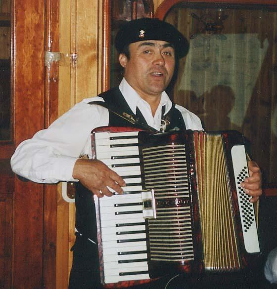 musicien de Chiloé