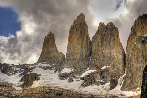 Parc National Torres del Paine, Chili