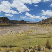 sur la route Puno-Cusco