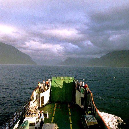 navigation en Patagonie chilienne