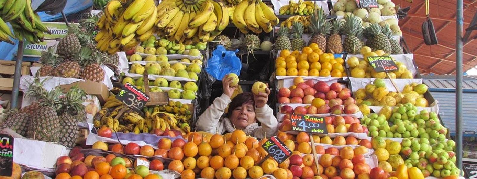 marché Arequipa, Pérou