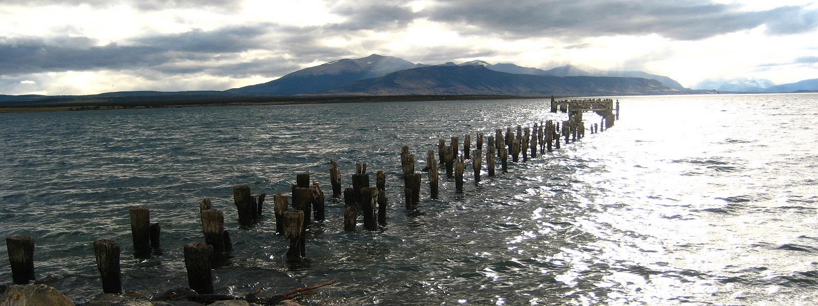fjord dernière Espérance, Puerto Natales, Patagonie chilienne
