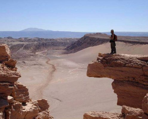 quebrada de Kari, Atacama, Chili Nord