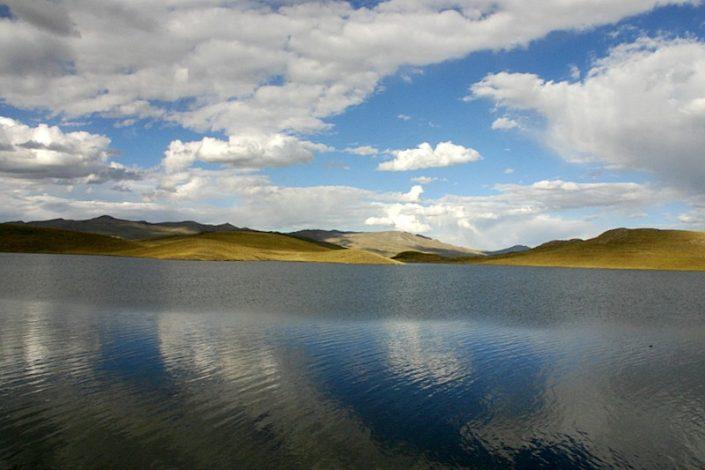 lac Umayo, site de Sillustani, Puno Pérou