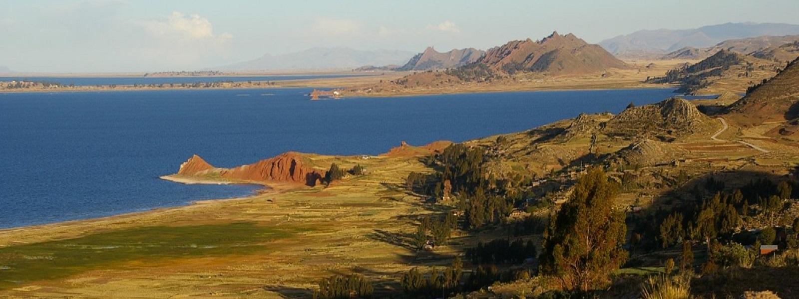 Ile de Taquile, lac Titikaka
