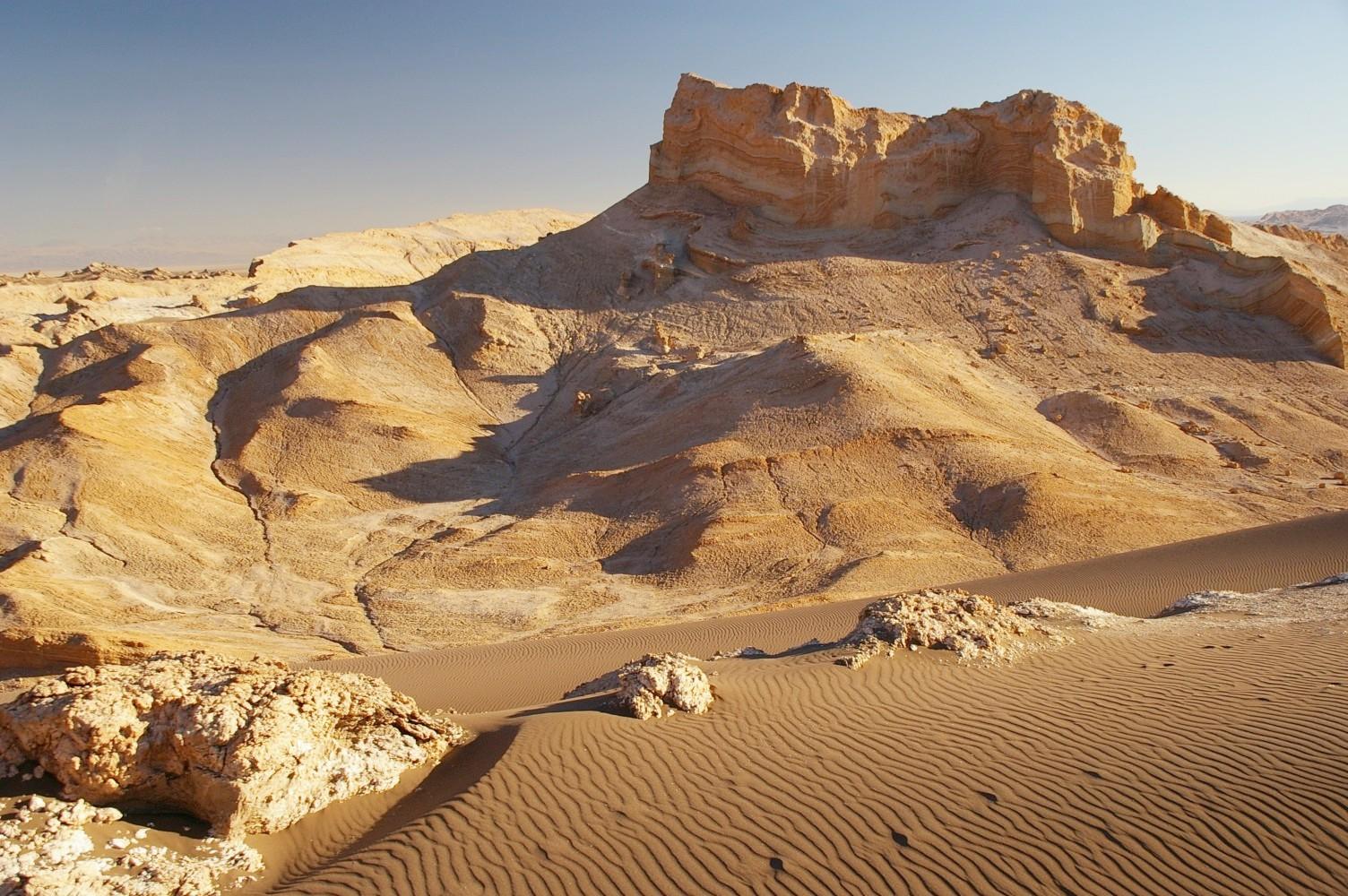 Atacama, vallée de la lune