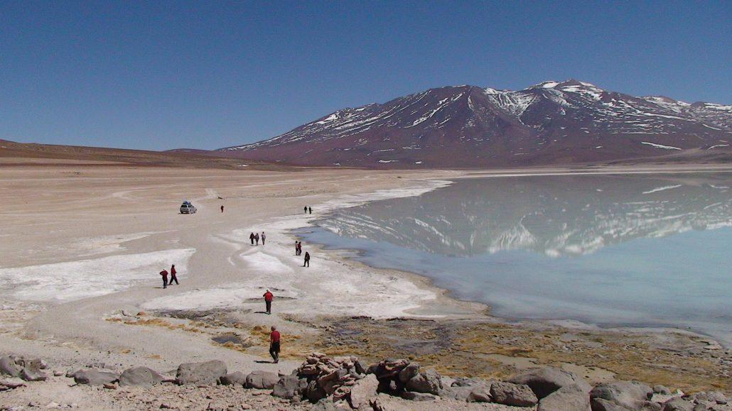 altiplano bolivien, sud lipez