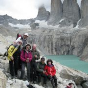 rando Torres del Paine, Patagonie chilienne