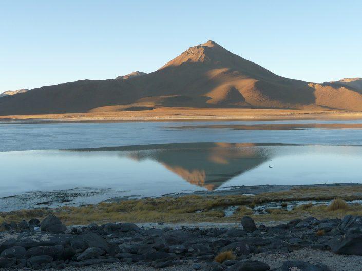 volcan de l'altiplano