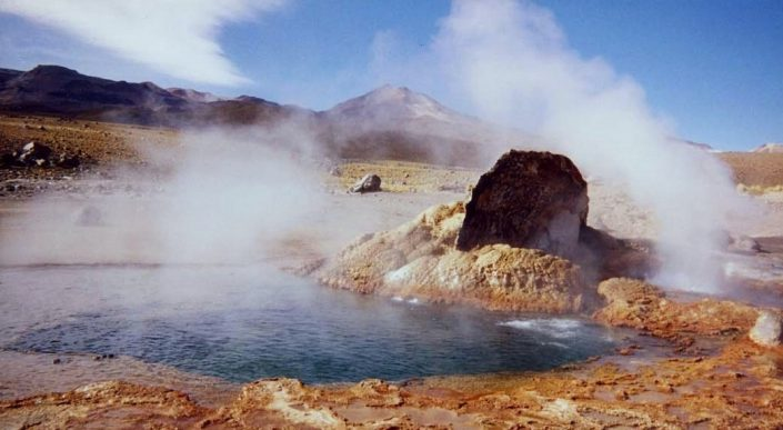 geysers du Tatio