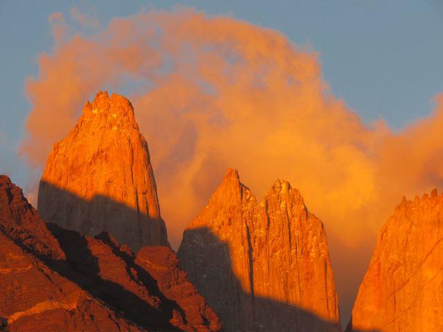 tours du Paine, torres del Paine
