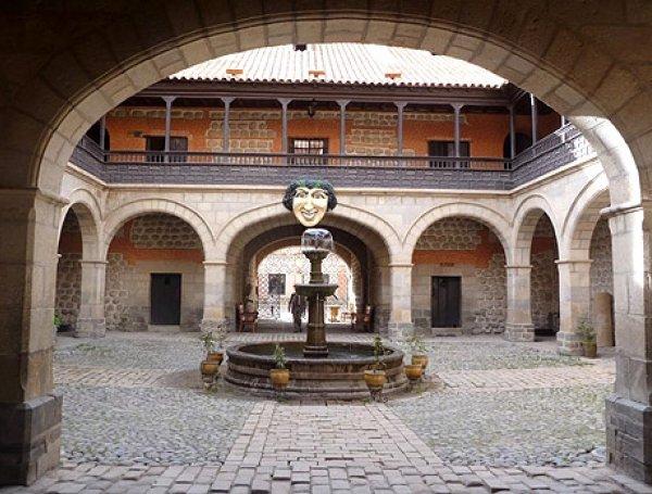 maison de la monnaie Potosi Bolivie
