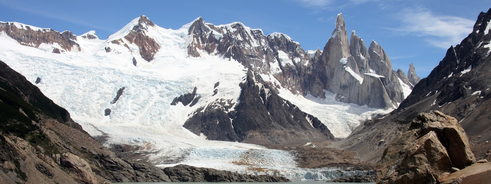cerro et lac Torre, El Chalten, Patagonie Argentine