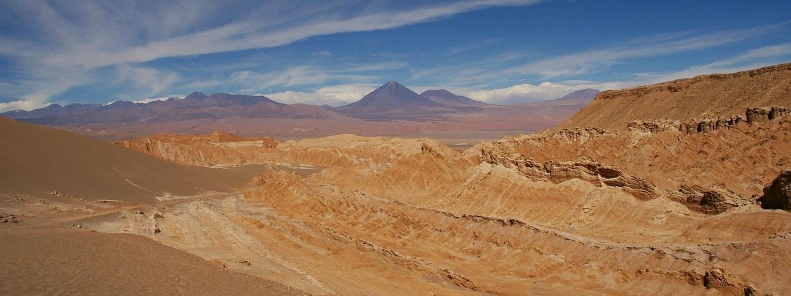 cordillère du sel, Atacama