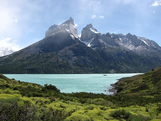 massif du Paine, les cuernos