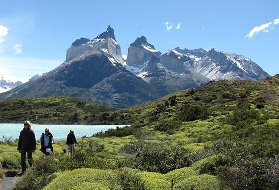 randonnée Torres del Paine, cuernos et lac Pehoe