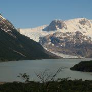 glacier Dickson, torres del paine