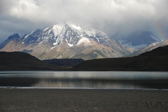 laguna amarga,Mont almirante Nieto, Torres del Paine
