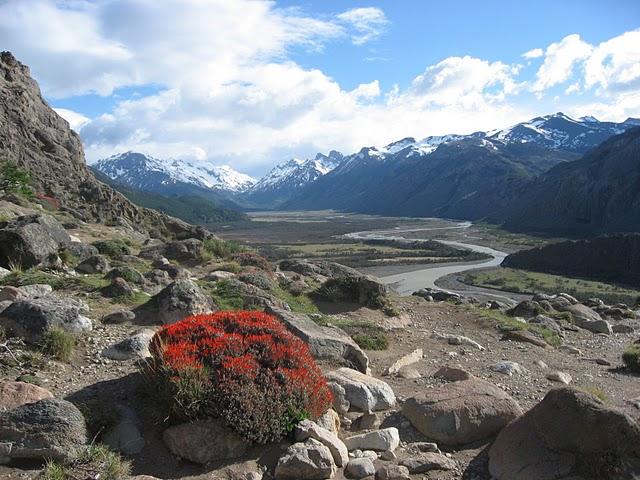 trek Fitz Roy, El Chalten, Patagonie argentine