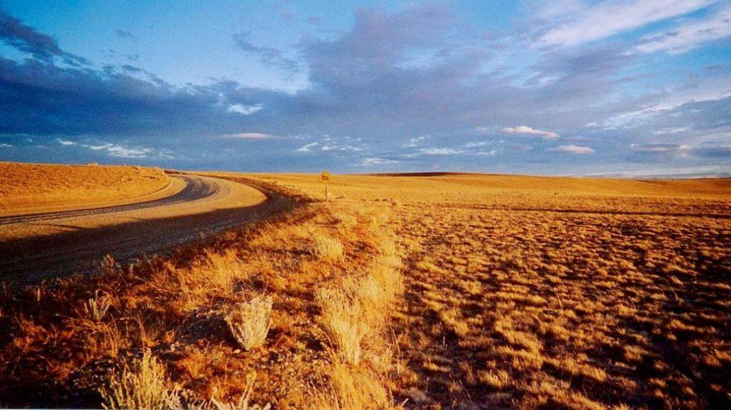 route 40 Patagonie argentine
