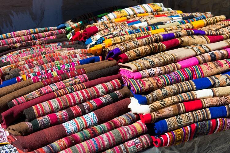 marché coloré
