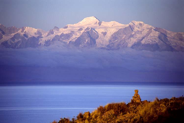 lac Titikaka, Bolivie