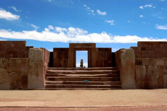 culture Tiwanaku, Bolivie