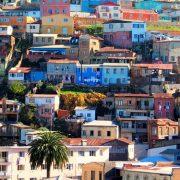 colline colorée de Valparaíso