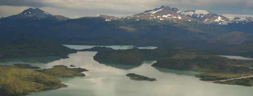 fjords Patagonie
