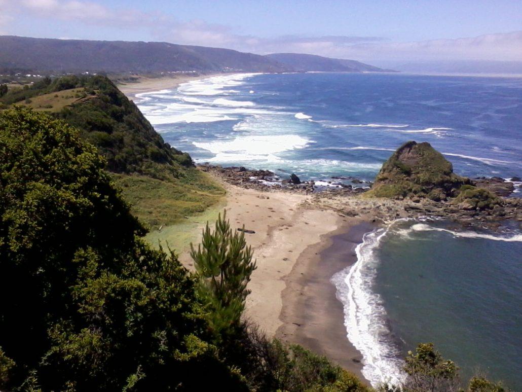 unta Curiñanco une des premières réserves écologiques privées, créee par Codeff