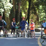 A bici entre les parcs nationaux