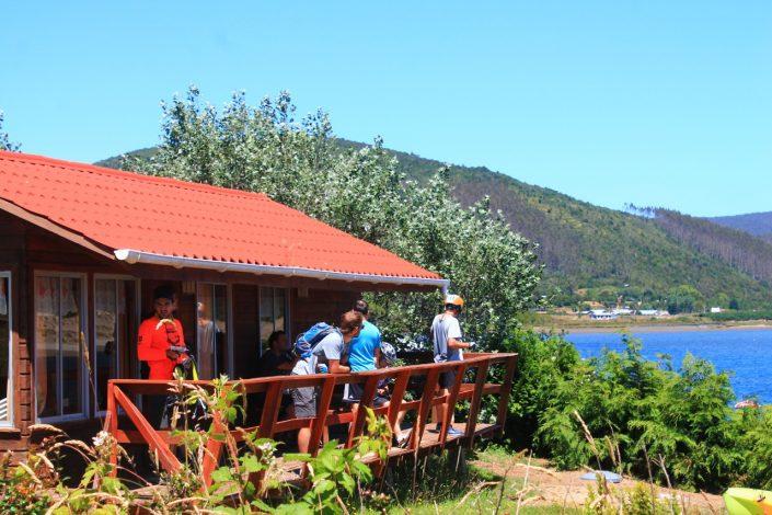 tourisme rural chez l'habitant