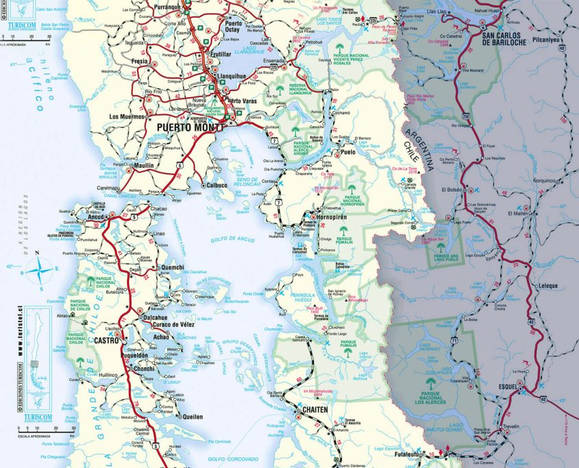 X region-los lagos-Chiloe