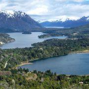 route des 7 lacs Argentine