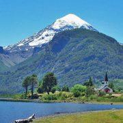 volcan Lanin San Martin de los Andes