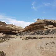 désert près de Caldera