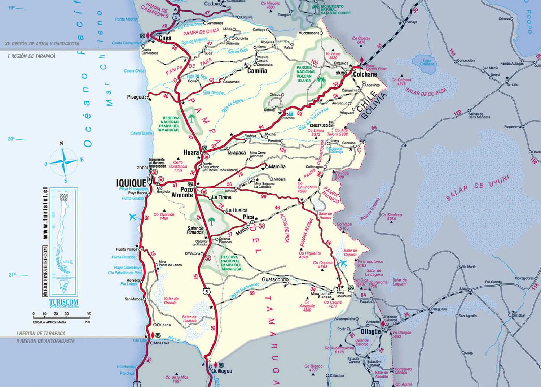 I region-Iquique-Colchane
