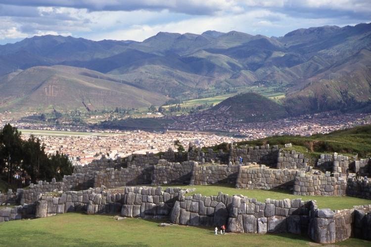 Sacsayhuaman y Cusco