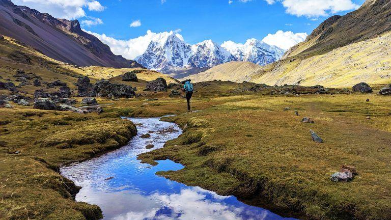 rando Ausangate Pérou