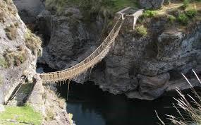 pont inca QUESWACHACA