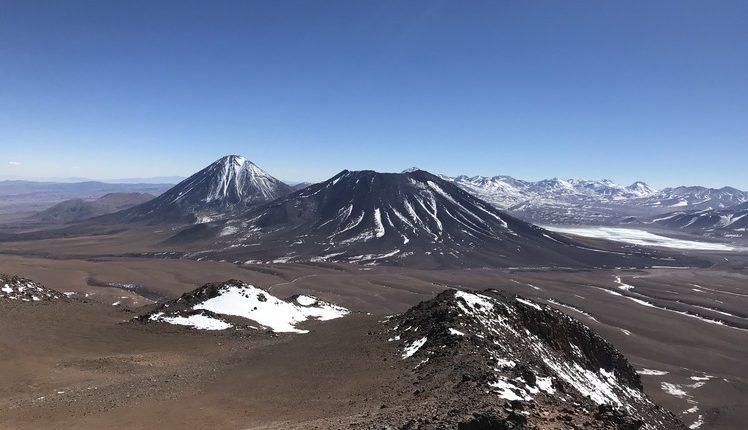 Vue depuis le Cerro Toco