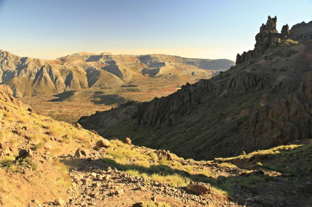 trek Altos de Lircay