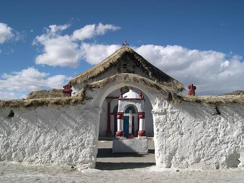 iglesia Parinacota